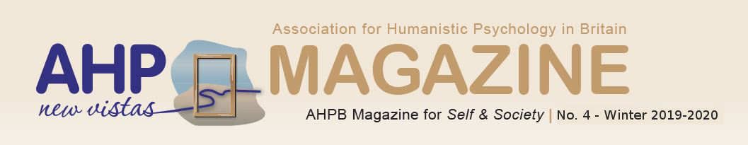 Logo for the AHPb Winter 2019-2020 Magazine