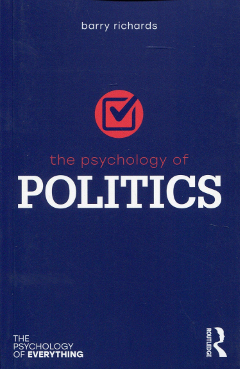 Book cover of The Politics of Psychology