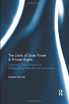 Book cover for 'The Limits of State Power & Private Rights