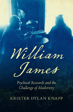 Cover of the book on William James
