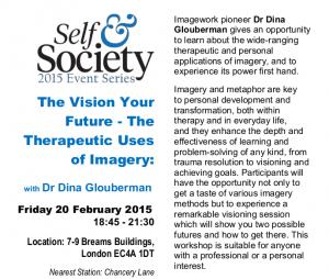 Flyer for the 2015 workshops