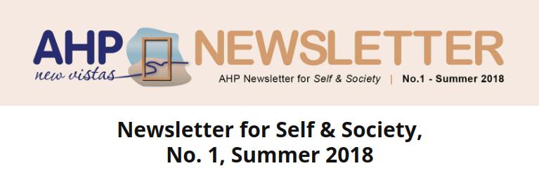 AHPb Newsletter logo