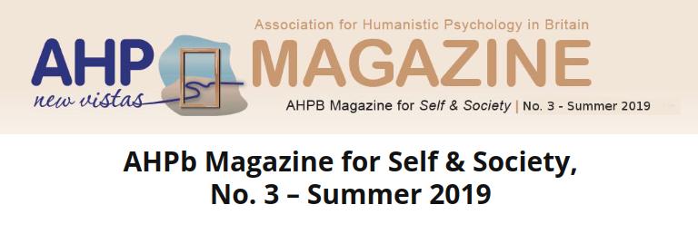 AHPb Online Magazine