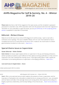 Image of the online journal