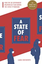 Book cover: A State of Fear by Laura Dodsworth